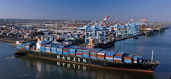 Third Party Vessel Calls at Port Elizabeth New Jersey